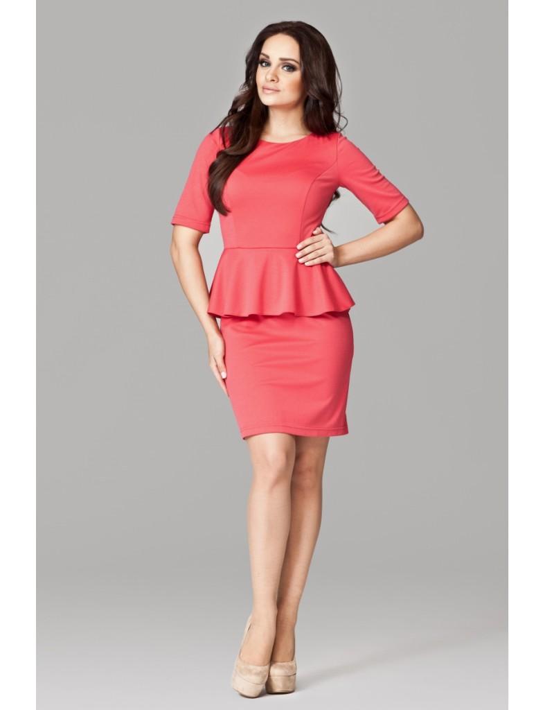 rochie-eleganta-cu-peplum-~-corai-m101-i25669-3