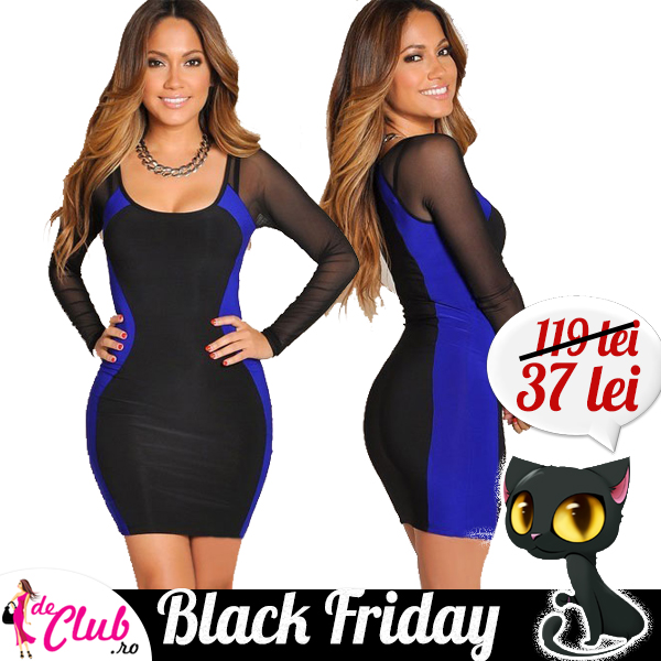 ROCHI+Ü-é ALIZA BLUE Black Friday