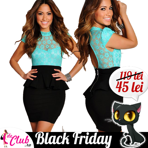 ROCHI+Ü-é CELEST TURCOAZ Black Friday