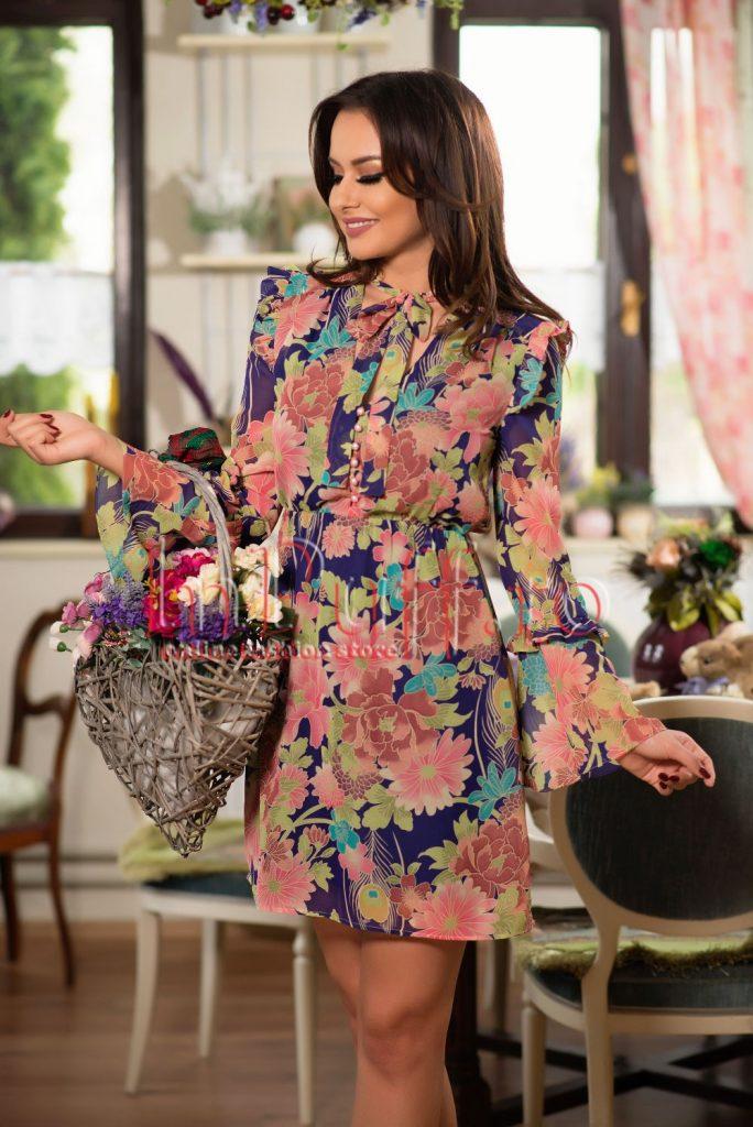 rochie-mov-cu-imprimeu-floral-roz-1491909595-4