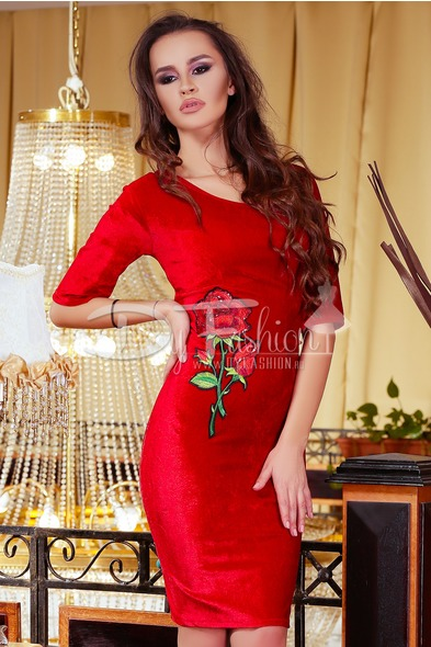 rochie-dusting-red-11755-2