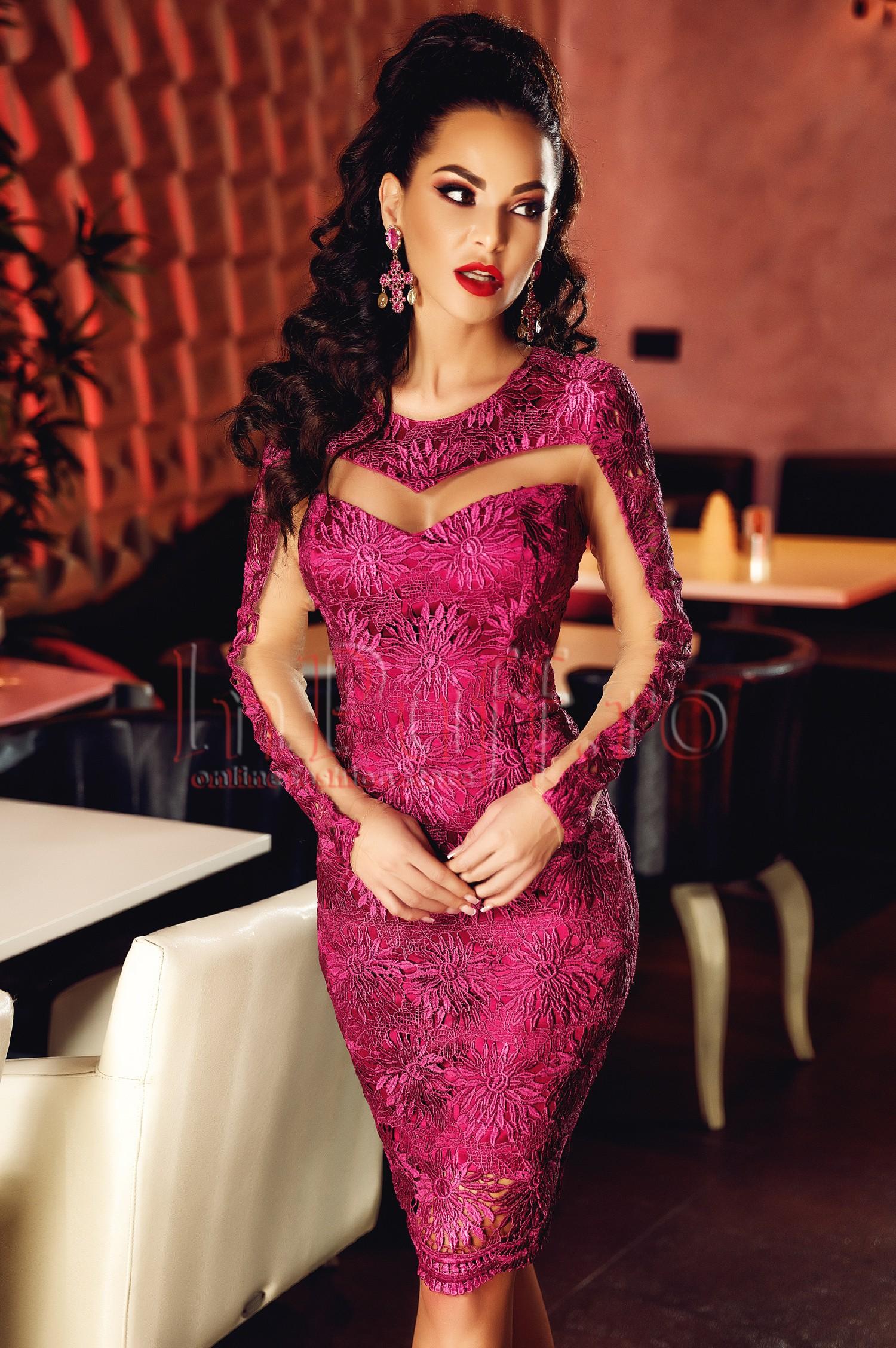 Modele Rochii Elegante Pentru Botez Iubesc Moda