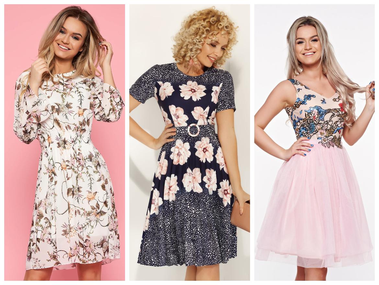 Modele de rochii primavara 2019 - iubesc Moda